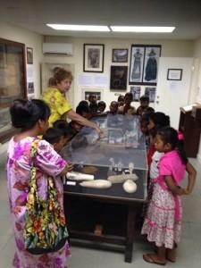 Alele museum tour