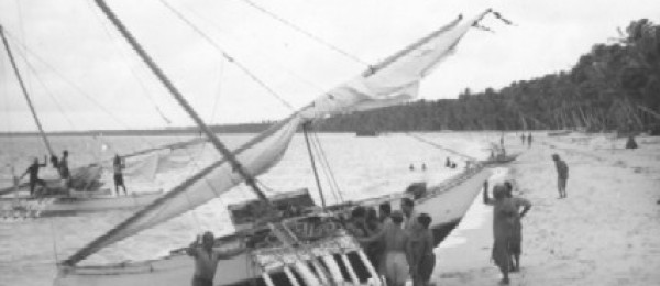 Exhibit – Marshallese Traditional Canoes
