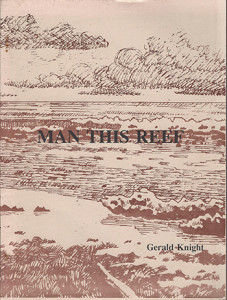 Book - Man this Reef - Gerald Knight